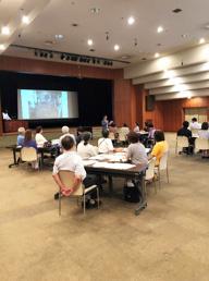 第14回 健幸アンバサダーフォローアップ講座:京都府八幡市 当日の様子